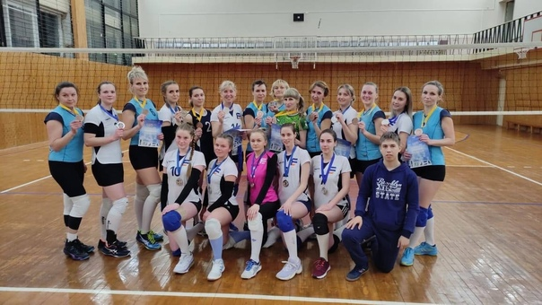 Завершился Чемпионат г. Ярославля по волейболу среди женских команд Высшей лиги