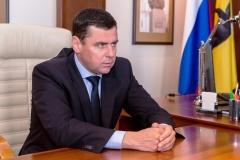 Обращение губернатора Ярославской области Дмитрия Миронова в связи с Днем памяти и скорби